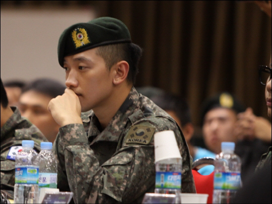 Ministry of Defense Reveals Rain's Vacation Days, Controversy Continues