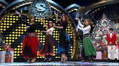 Kwanghee Shows Interest in More Than One Secret Member