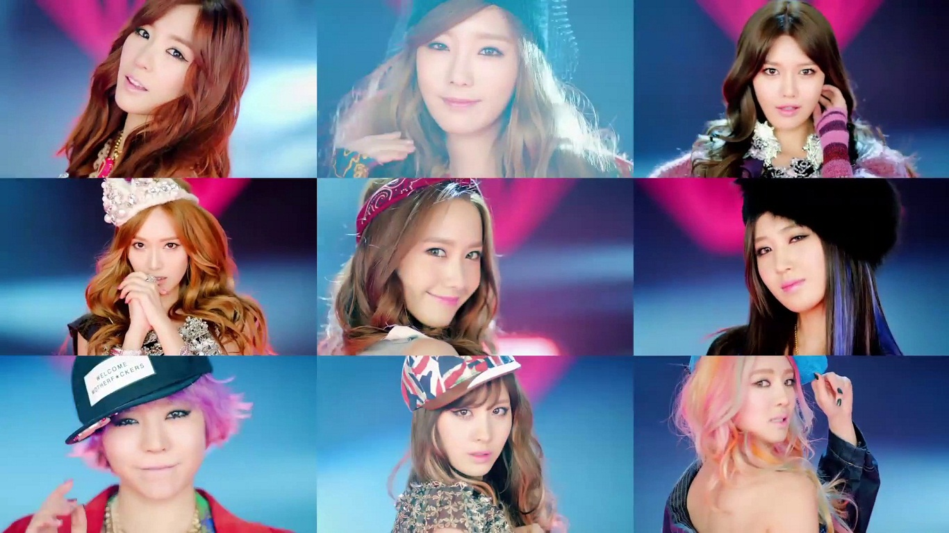SNSD girls generation I got a boy