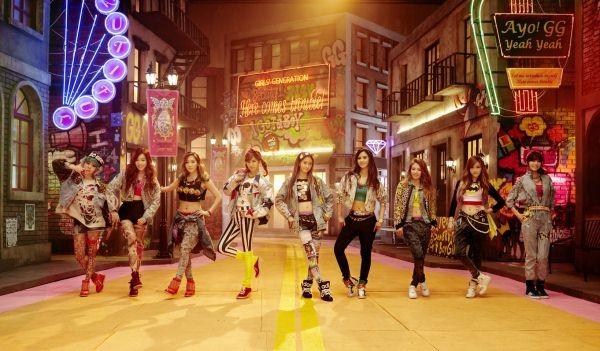 Weekly K-Pop Music Chart 2013 – January Week 3