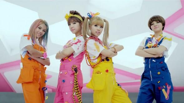 "Tiny-G Releases MV Teaser Clip for ""MINIMANIMO"""