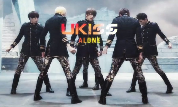 "U-KISS Releases MV for Sixth Japanese Single ""Alone"""