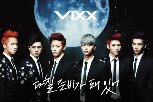 """VIXX Releases First Teaser for Comeback Title Track """"On and On"""""""