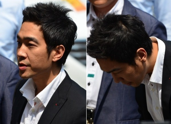 Go Young Wook Accused Of Sexually Assaulting a Minor Again
