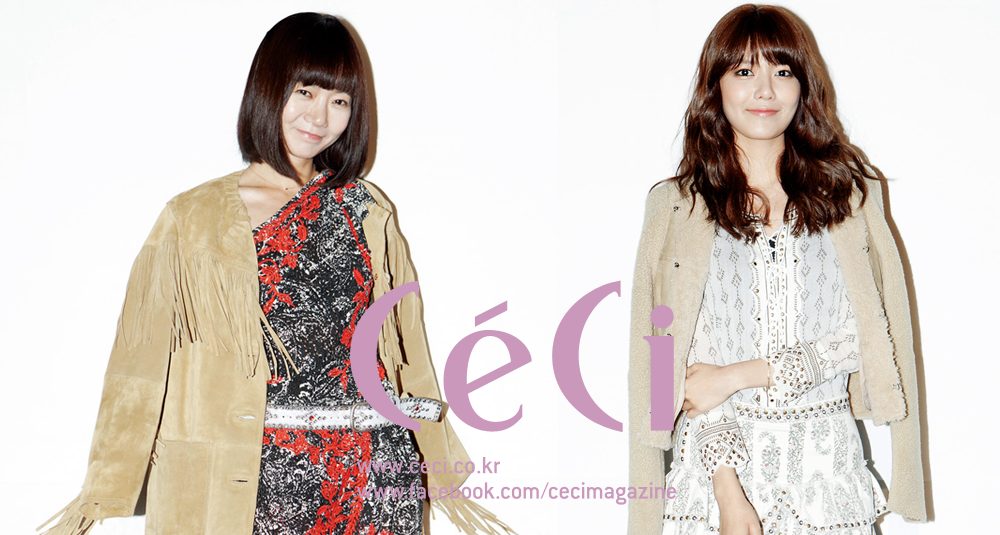 [Ceci] Style Idea feat. Girls' Generation's Sooyoung and Bae Doo Na