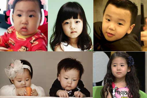 Checkout the Good Genes of Celebrities' Kids