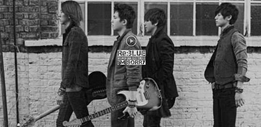 """CNBlue Releases Video Teaser for Comeback Song """"I'm Sorry"""""""