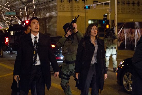 """Daniel Henney Stars in Director Kim Ji Woon's Hollywood Debut Film """"The Last Stand"""""""