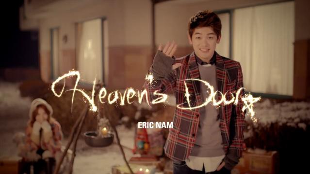 """Eric Nam Releases Debut MV for """"Heaven's Door"""""""