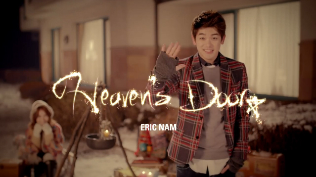 "Eric Nam Releases Debut MV for ""Heaven's Door"""