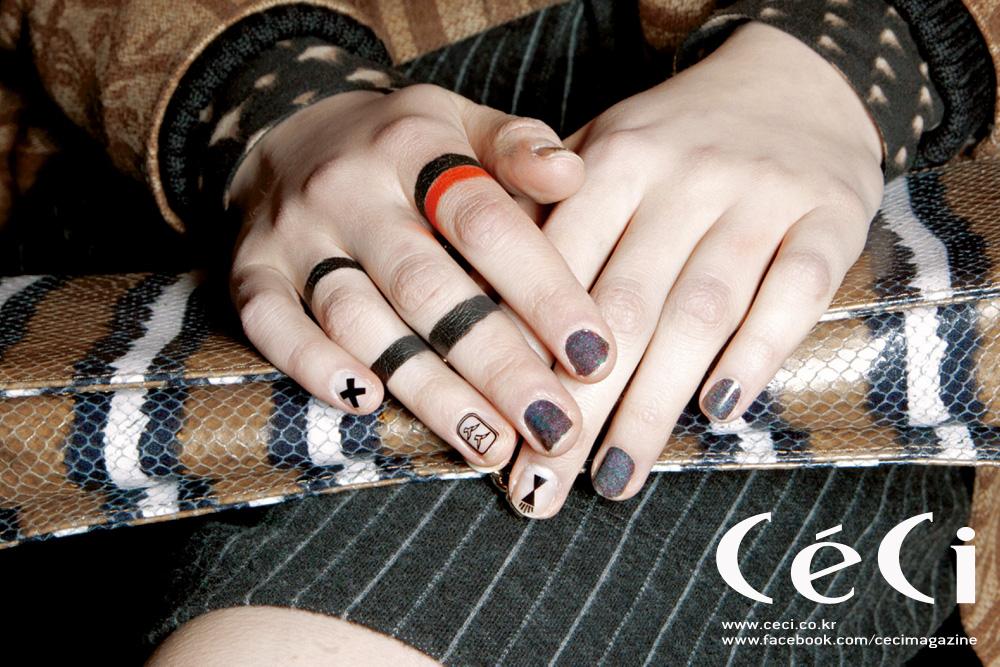 [Ceci] Star's Beauty Weapon: Nail Polish Edition ft. Tiffany, Suzy and More!