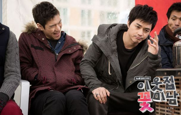 Kim Ji Hoon and Go Kyung Pyo Are Insanely Adorable During Filming Break