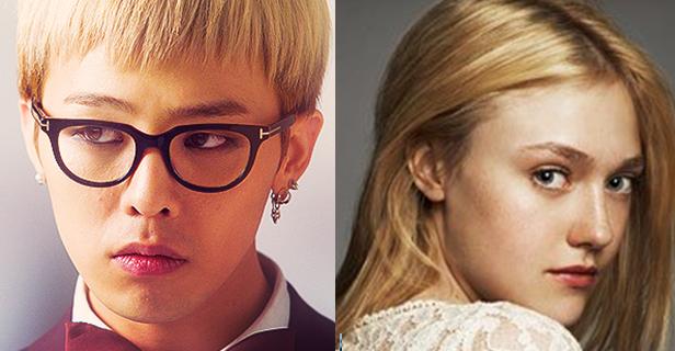 Dakota Fanning Contacts YG Entertainment to Meet G-Dragon