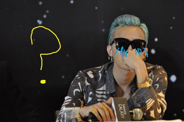 Lightning Flash Weather Forecast: G-Dragon Is a Hypocrite?