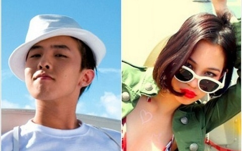 g dragon and sandara park dating 2014