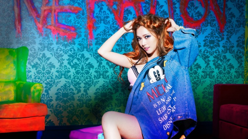 Netizens Criticize Girls Generation's Jessica's Lack of Enthusiasm on Stage