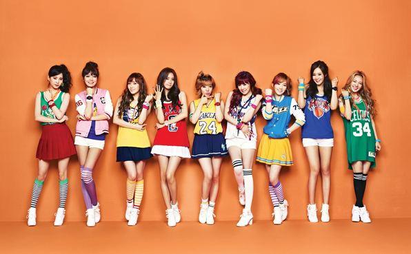 girls gen happy together wide