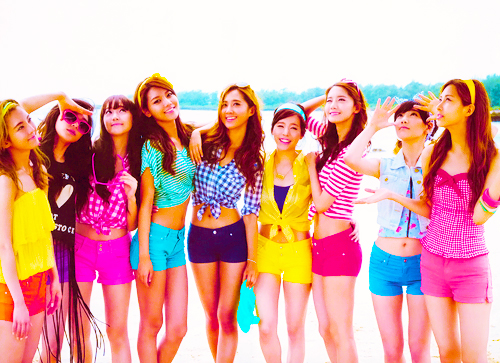 Which Girls' Generation Member Is Most Popular in Which Countries?
