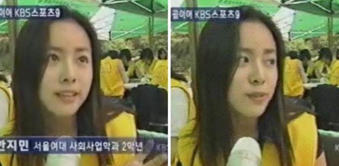 Past Photos of Han Ji Min Volunteering Are Revealed