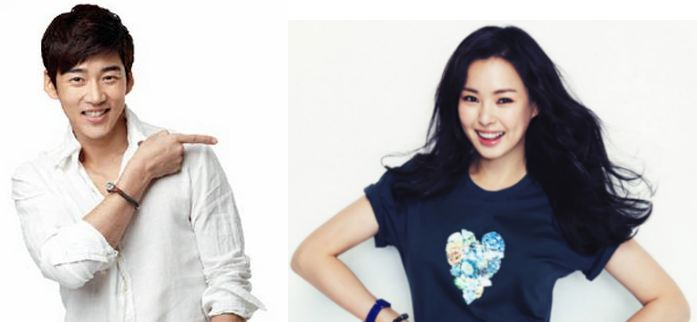 Yoon Kye Sang and Honey Lee Rumored to be Dating