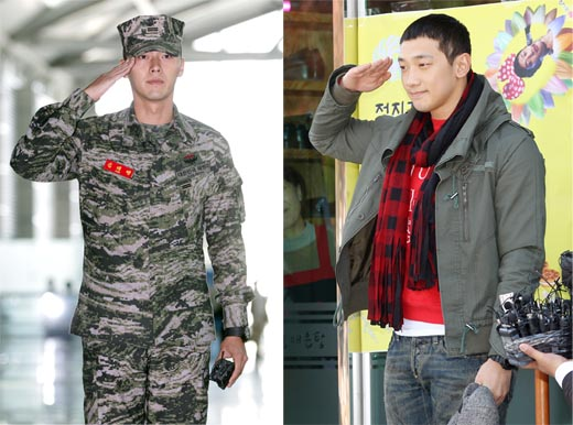 Hyun Bin's Popularity Goes Up while Rain's Goes Down