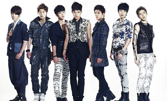 """Infinite Wins Big at """"The 27th Golden Disk Awards"""""""