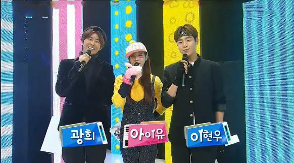 SBS Inkigayo 01.20.13