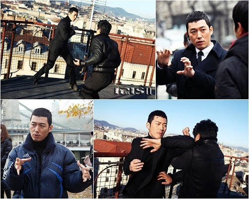 """Jang Hyuk Will Be Showing Spectacular Action Scenes in """"IRIS 2"""""""