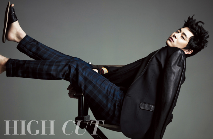 Jo Jung Suk Talks About His Career in Interview with High Cut