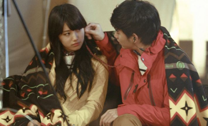 Kim Soo Hyun Displays Special Affections for Suzy