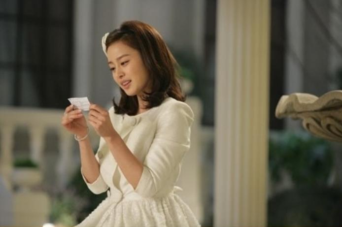 "Kim Tae Hee Had Already Picked Rain in Drama ""My Princess"""