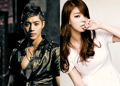 Kim Hyun Joong and Ailee to Perform in Brazil