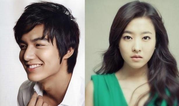 Lee Min Ho dating 2013
