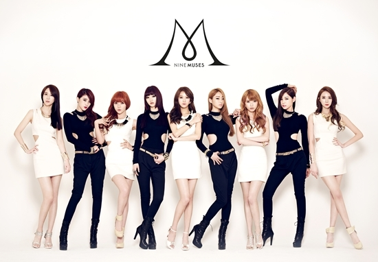 Nine Muses Gets Ready for Their Comeback