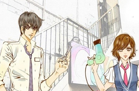 """Goong"" Writer's New Webtoon ""Salon H"" Will Be Made into a TV Drama"