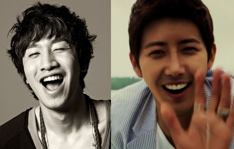 Lee Kwang Soo and Kwanghee Get Offended When Their Looks Are Compared