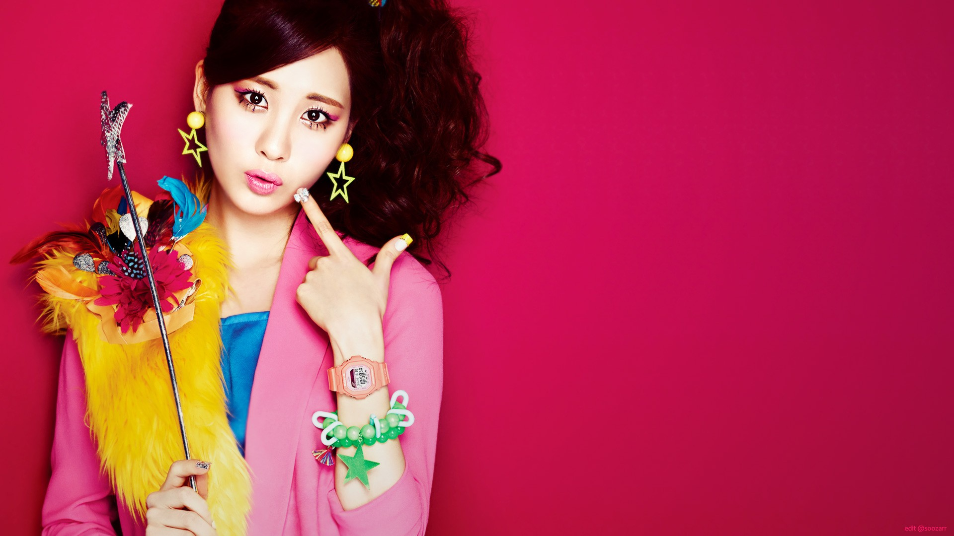seohyun's habits drive other girls' generation members crazy | soompi