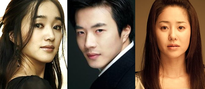 Kwon Sang Woo Talks About the Difference Between Acting with Soo Ae and Go Hyun Jung