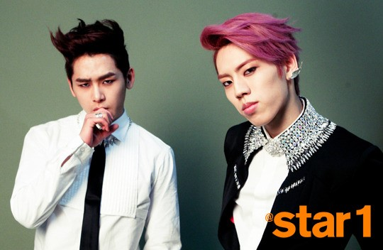 Infinite-H Talks about the Pressures of Their Debut Album