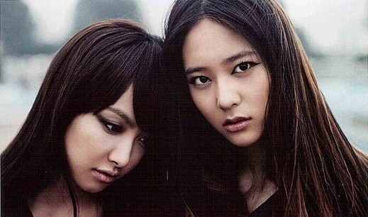 f(x)'s Victoria and Krystal Channels Juvenile Girls From the 80s