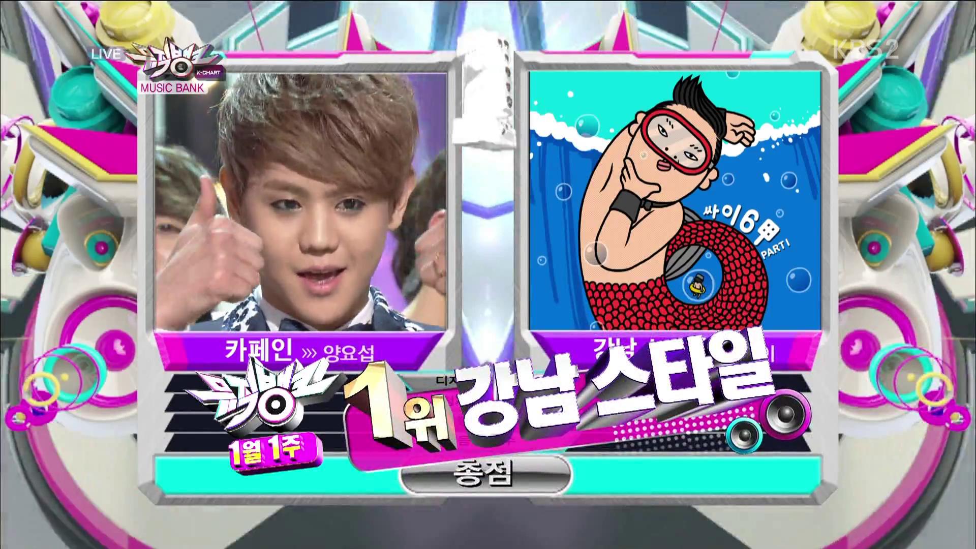 KBS Music Bank – 4 January, 2013
