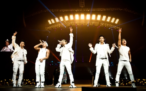 Big Bang Comes Back Home to Finish Their World Tour
