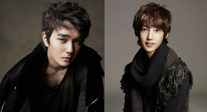 Yoo Seung Ho and Boyfriend's Kwang Min Share a Special Past