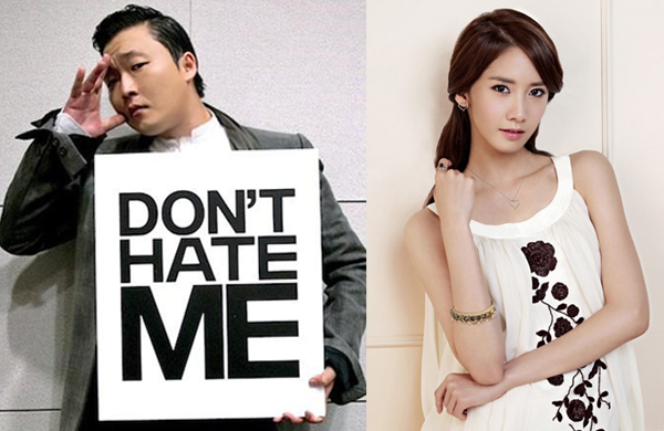 Girls' Generation's YoonA Talks about Her Secret Affair with PSY