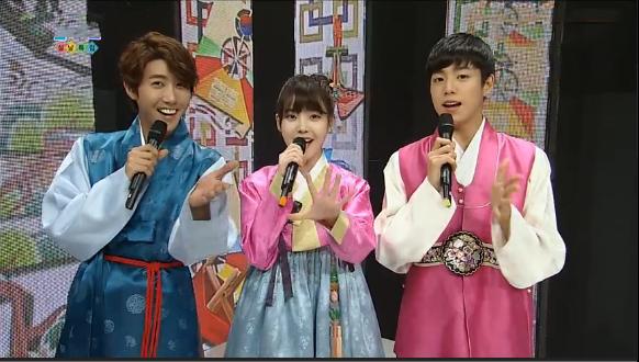 SBS Inkigayo 02.10.13