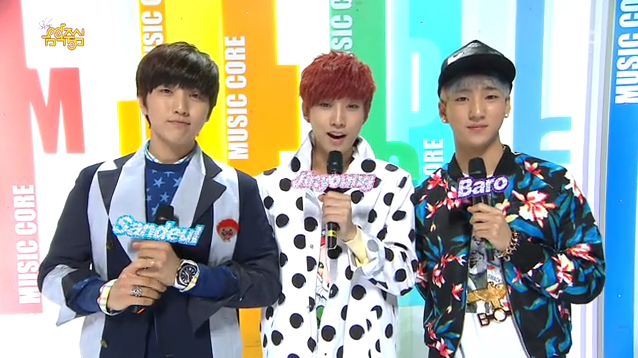 MBC Music Core 02.16.13