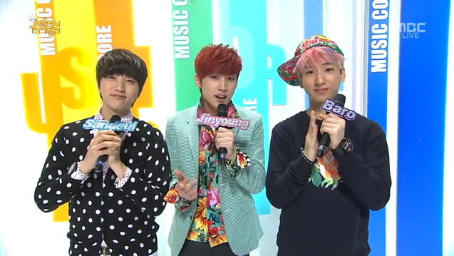 MBC Music Core 02.23.13