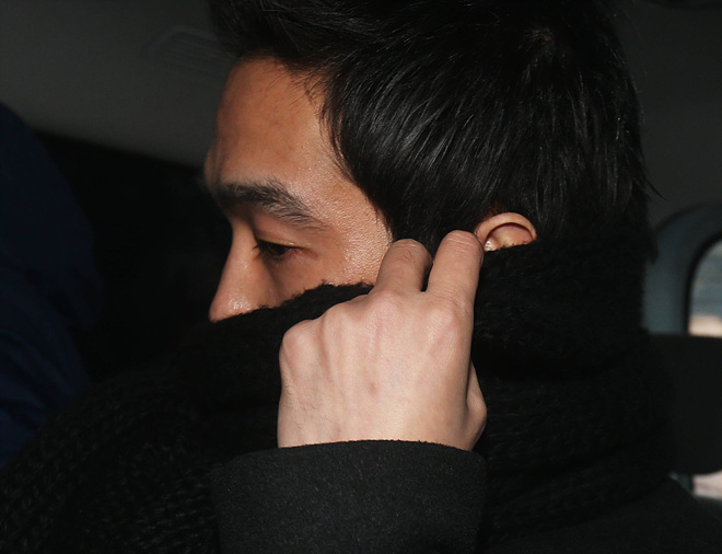 Go Young Wook's Lawyer for Sexual Abuse with a Minor Case Leaves, Why?