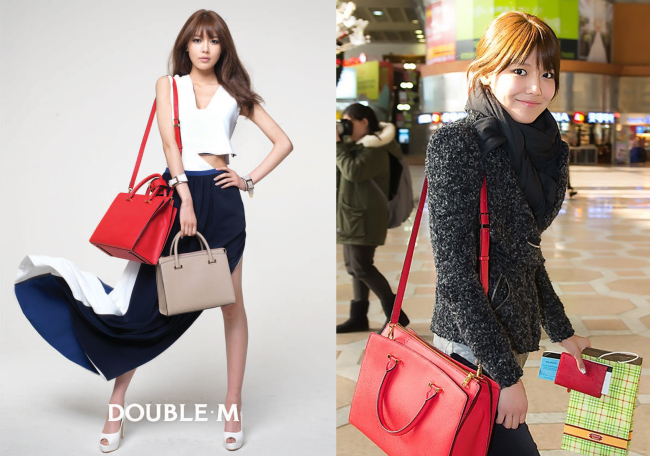 Girls' Generation Sooyoung Looks Classy and Sexy for Double M