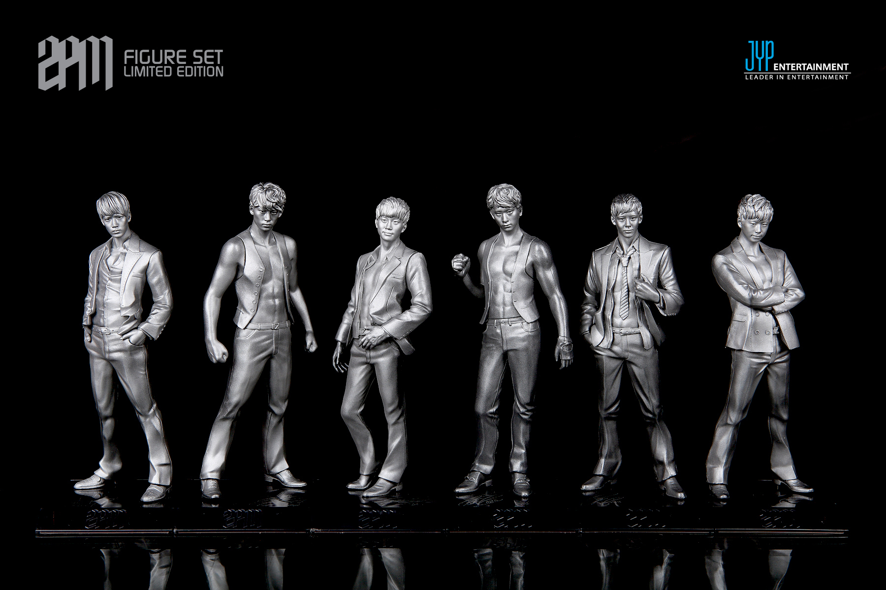 [Soompi Shop] Introducing Limited Edition 2PM Figure Set!